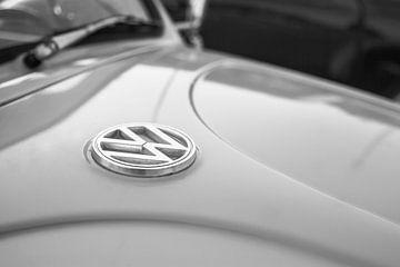 Volkswagen Kever van Eus Driessen