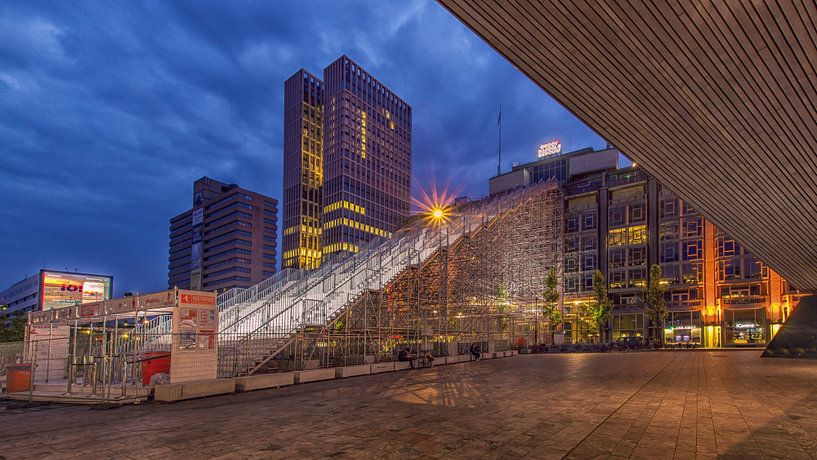 De Trap - Rotterdam van Henri van Avezaath