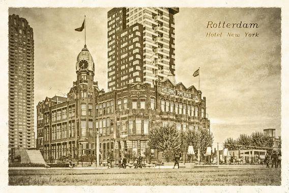 Oude ansichten: Hotel New York