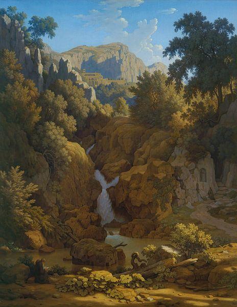 Johann Martin von Rohden-Bee Subiaco von finemasterpiece