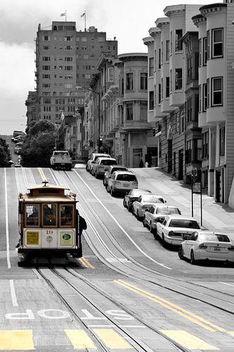 San Francisco Straßenszene