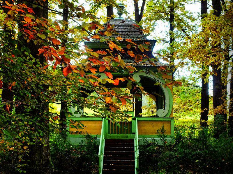 Gartenpavillion von Ilona Picha-Höberth