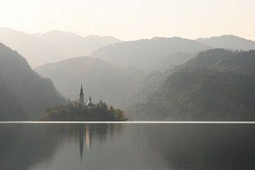 Bleder See in Slowenien von Michael Valjak