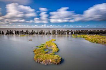 Nederlandse Waddenzee van Jenco van Zalk