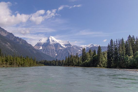 Mount Robson Canadian Rocky Mountains