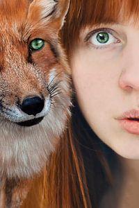 The red fox van Elianne van Turennout