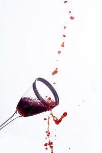 Wijn-splash nummer 3 van Rudy Rosman