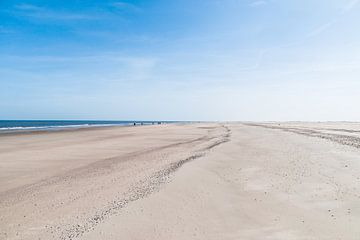Strand von Norderney von Katrin May