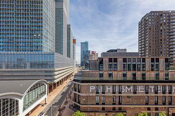Wilhelminakade, Rotterdam-Sud sur Annette Roijaards