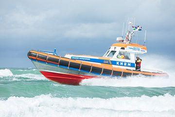 Rettungsboot SAR KNRM Frans Hogewind Terschelling von Jolanda Kleij