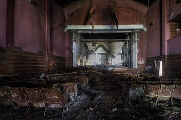 Lieu abandonné - Cinéma sur Carina Buchspies