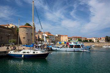 Alghero Sardinie van Jaap van Lenthe