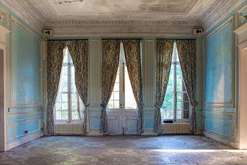 Blaues Château von Tim Vlielander