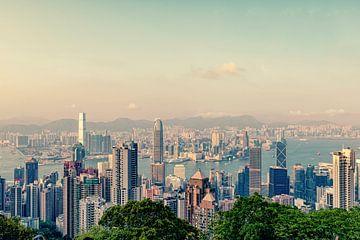 Hong Kong Aussicht IV von Pascal Deckarm