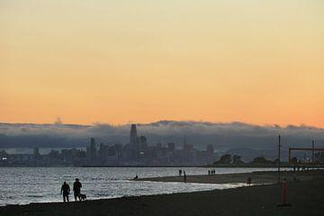 Onder de rook van San Francisco van Desiree Barents