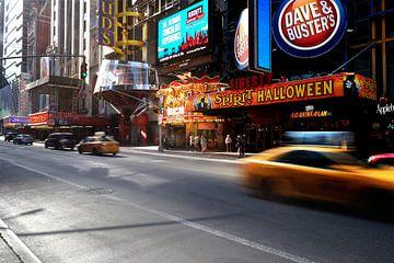 42nd street Manhattan - New York van Lucas Harmsen