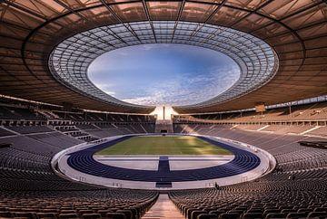 Olympisch Stadion Berlijn van Mario Calma