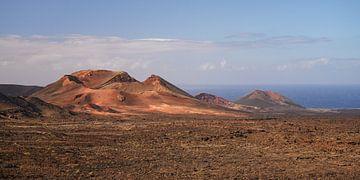 Parc national de Timanfaya - Lanzarote sur Robin Oelschlegel