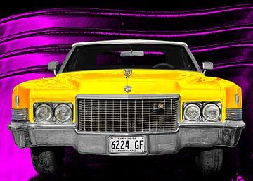 1970 Cadillac DeVille Convertible von aRi F. Huber
