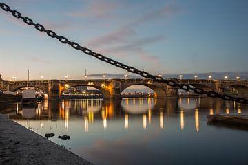Augustusbrücke von Sergej Nickel