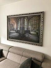 Kundenfoto: Manicomio Di R von Niels Van der Borght, auf leinwand