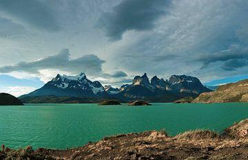 Torres del Paine von Roelof de Vries