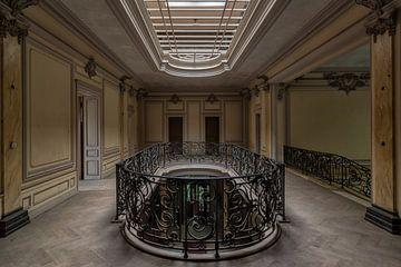 Verlaten luxe villa in Frankrijk  van Beyond Time Photography