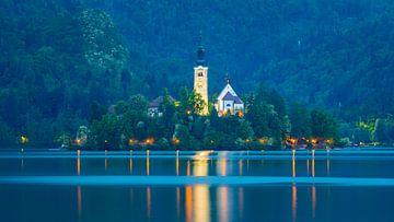 Bleder See, Slowenien von Henk Meijer Photography