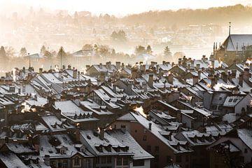 Bern - Berner Altstadt im Winter sur Felix Brönnimann