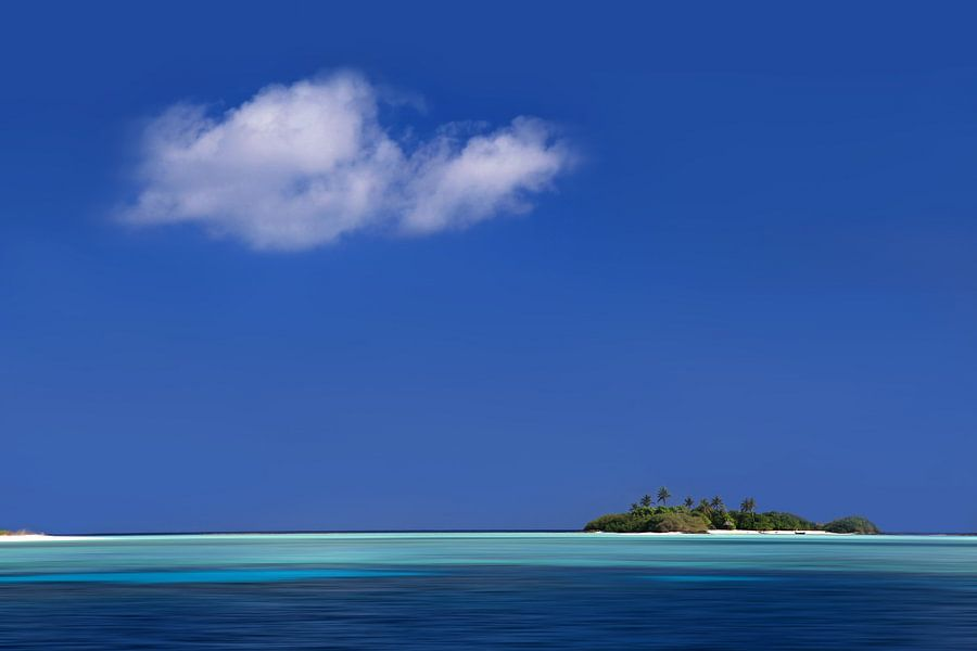 MALDIVES van Thomas Herzog