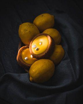 citroentaartjes van Daisy de Fretes