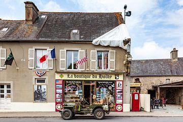 Militaire dumpstore in Normandië 2014 van Evert Jan Luchies