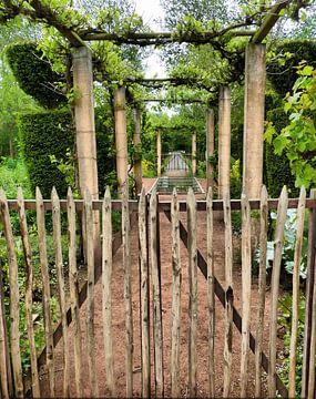 Au jardin van Mireille Geerts