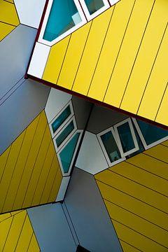 kubus woningen von Johan v. Schie