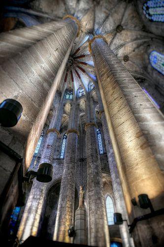 Katedra Santa Maria del Mar - Barcelona