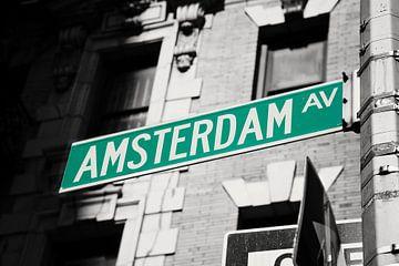 Amsterdam Ave von Marjolein Reman