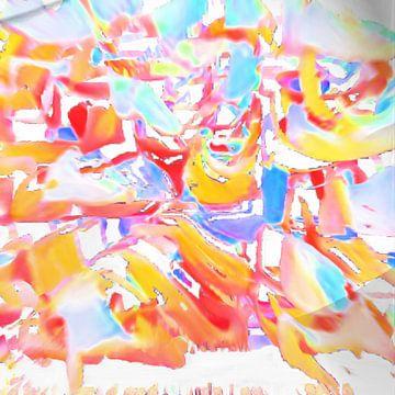 Pinselstriche XXX von Maurice Dawson