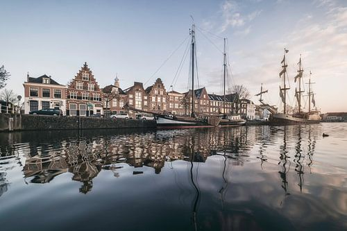 Haarlem: De Pegasus en  Soeverein. van Olaf Kramer
