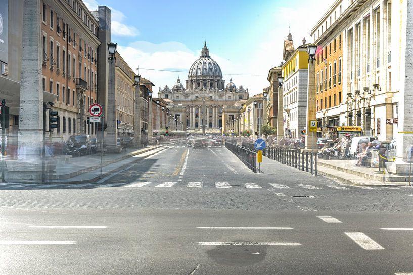 Looking @ Vaticaanstad van Arjan Penning