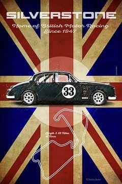 Silverstone MK2 Vintage van Theodor Decker