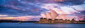 Sydney's Opera van