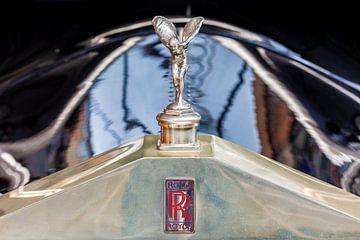 De Vintage Rolls Royce uit 1930 van Martin Bergsma