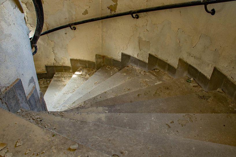 Die Treppe von AH-Fotografie