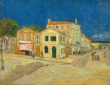 Das gelbe Haus - Vincent van Gogh