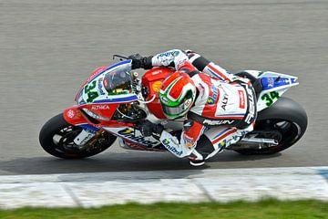 D. Giugliano, Superbike 2013 van Bert Bouwmeester
