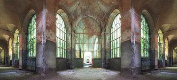 Verlassene und baufällige Klöster von Frans Nijland