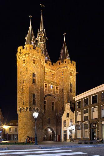 Sassenpoort te Zwolle