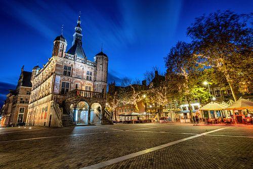 Museum De Waag in Deventer van