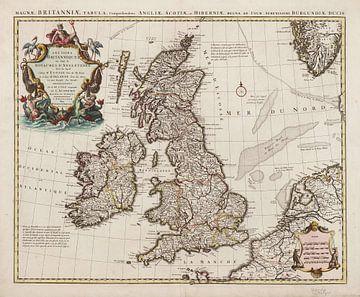 Les Isles Britanniques  von Rebel Ontwerp