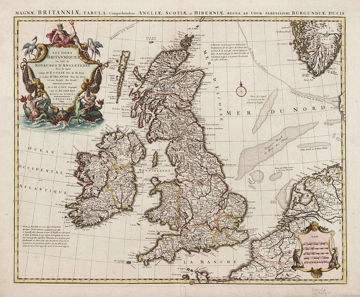 Les Isles Britanniques  van Rebel Ontwerp